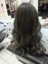 ヘアーデザインムーヴ(Hair design MOVE)お客様カラー