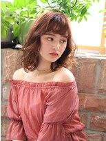 カイノ イオンモール大和郡山店(KAINO)【KAINO】似合わせカット◎ 大人かわいいセミディ