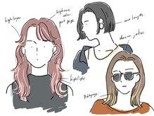 【NEW OPEN/女性専用サロンNary 河原町店】顔型&ファッション別、似合わせポイントを公開☆