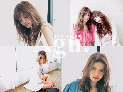 アグ ヘアー リリー 大曲店(Agu hair lily)の写真