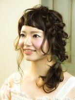 ココロヘアー ウィル 半田山店(Cocolo hair Will)リボンアレンジ