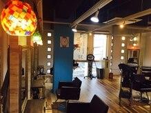 アグ ヘアー ブルー 四日市店(Agu hair blue)の雰囲気(こだわり抜かれた空間。ゆったり寛げる空間。)