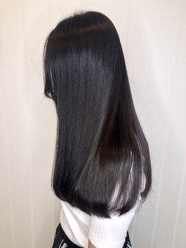 ソース ヘアアトリエ 梅田(Source hair atelier)【SOURCE】ダークヴァイオレット