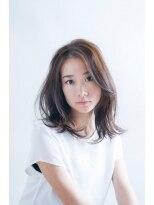モッズ ヘア 二子玉川店(mod's hair)かわいらしいゆるふわパーマ【AMY 2012 S/S JAPON】