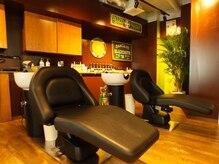 ワフト 千葉店(Hair Design Waft)の雰囲気(フルフラットのシャンプー台です。ヘッドスパあります。)