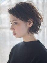 オジコ(ojiko)☆月曜日も営業☆【ojiko.】オトナ女性の束感ショート