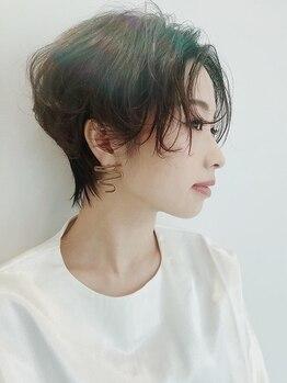 モードケイズ 西宮(MODE K's)の写真/いつまでもオシャレを楽しみたい大人女性のための厳選メニューで貴方の美しさをさらに輝かせる髪色に。