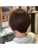 ザナドゥ(XANADU)スッキリ清楚ショートヘア