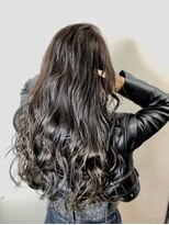 ソース ヘア アトリエ(Source hair atelier)【SOURCE】ダークアッシュブラック