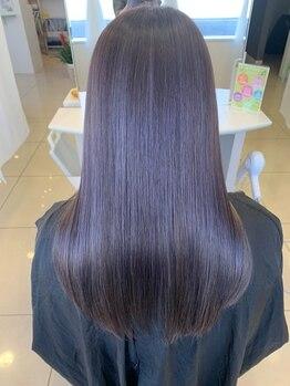 ミント(minto)の写真/丁寧なカウンセリングの元、お悩みや髪質に合わせるのはもちろん、冬の乾燥・摩擦から髪の毛を守ります◎