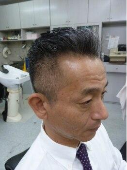 バニーヘアー(Vanny Hair)の写真/男性からの口コミ多数!!初めての方でも堅苦しくなく、気軽に通える♪丁寧なカウンセリングで安心☆