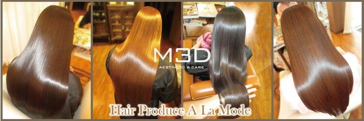 ヘアープロデュース ア ラ モード(Hair Produce A La Mode)のサロンヘッダー