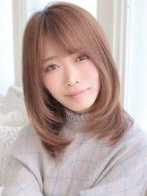アグ ヘアー スミス 函館亀田店(Agu hair smith)《Agu hair》透明感ナチュラルミディ