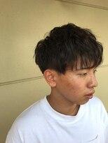 【岡谷市/ottof/北原】ソフト波うちマッシュ