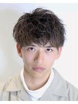 ザ サードヘアー 津田沼(THE 3rd HAIR)ラフグランメゾンマッシュ