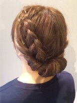 ヘアーデザイン スロープ 稲毛海岸店(Hair Design Slope)ヘアバンドで出来る簡単アレンジ