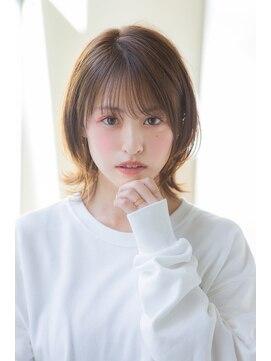 アンアミ オモテサンドウ(Un ami omotesando)【Un ami】《増永剛大》10代~40代に人気/切りっぱなしボブ