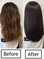 ローラン(ROULAND)【酸熱(水素)トリートメント】美髪髪質改善を!