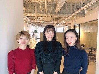 フラックス(FLUX)の写真/【京都駅すぐ】美容のトータルスペシャリストが揃うFLUX。女性ならではの感性・気配り・人柄に虜になる♪
