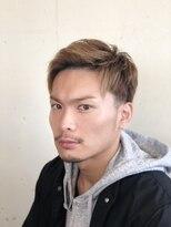ヘアメイク イアラ 高柳(hair make iara)アップバングショート