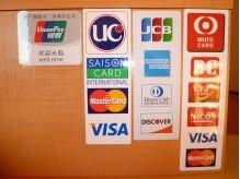 ナチュラ(NATU-RA)の雰囲気(各種クレジットカードが使えるようになりました。)
