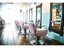 アーク ヘアーアンドメイクアンドネイル(Ark hair&make&nail)の雰囲気(多くのお客様のなりたい!に応えます。)