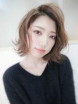 ショコラ アベノ(Chocolat ABENO)可愛さ倍増し☆ゆるハネ小顔ショート