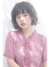 ラフィス ヘアーピュール 梅田茶屋町店(La fith hair pur)【Lafith】透明感たっぷり☆ショートボブスタイル