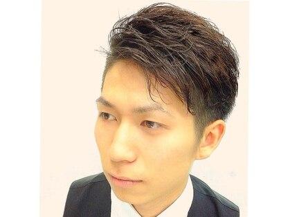 ヘアーサロン キンザマツナガ 築地店(Hair Salon GINZA MATUNAGA)の写真