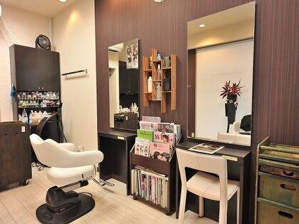 美容室 ナガレ(NAGARE)の写真