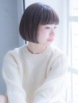 インシ(h&m insi)【insi松永】ナチュラルボブ×ヘルシーシナモン