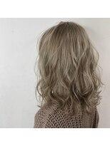 ソース ヘア アトリエ(Source hair atelier)【SOURCE】フォギーグレージュ