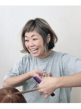 アオタニ ヘア 東向日店(aotani hair)田口 亜紀