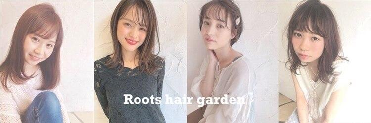 ルーツヘアーガーデン(Roots hair garden)のサロンヘッダー