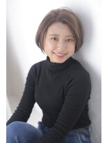 ジーナフクオカ(Zina FUKUOKA)☆Zina☆クールショートボブ2