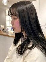 ルッツ(Lutz. hair design)long / khaki