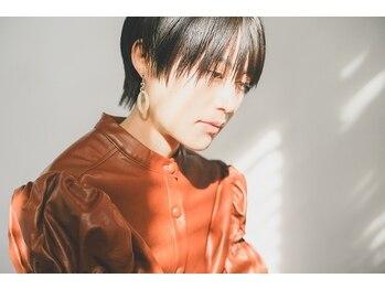 バルールバイおしゃれ泥棒(Valeur by)の写真/乾かすだけでまとまりやすく扱いやすい髪へ。繊細なニュアンスカットであなたらしさを引き出します。