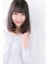 レア 渋谷(Le'a)【Le'a/TATSUYA】上品な艶髪スタイル