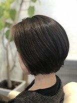 ローグヘアー 綾瀬店(Rogue HAIR)ナチュラルボブ《ROGUE 柴崎》