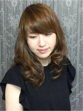 レイシー(Perm&Color STUDIO RASIE)艶ある髪色で愛されフェミニンStyleに♪