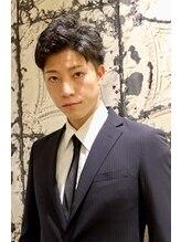 銀座マツナガ 箱崎店(GINZA MATSUNAGA)スーツ スタイル