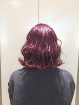 【cassis pink11】ダブルカラーカラーリスト田中