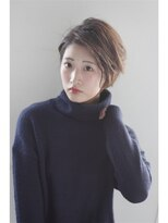 軽やかフレンチボブ【MARGOT 2012 S/S】