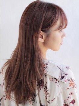 ヘアードクターフェリス(hairDr. feli'z)の写真/『ただカラーするのはもう終わり』≪ホリスティック×ノンダメージカラー≫未体験の上質シルク級のツヤ髪へ
