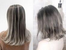 オーブ ヘアー ラプレ 京都4号店(AUBE HAIR lapule)の雰囲気(最新トレンドカラーでおしゃれな髪色へ☆)