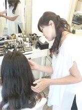 ヘア メイク ユースタイル(hair make YU-STYLE)鈴木 郊美