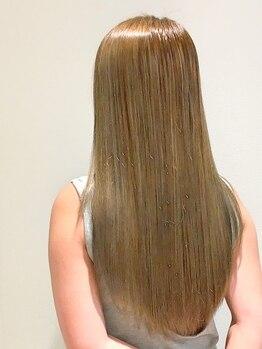 シエル ポッシュ(ciel poche)の写真/最強の毛髪ケアと最高のデザイン力が話題!キセキの薬剤、TOKIO【トキオ】♪まだ試したことがない方は必見☆