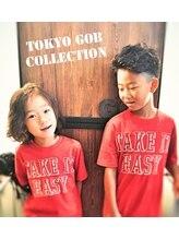 トウキョウ ゴブ(GOB)【TOKYO GOB】兄弟でパーマ!おしゃれBOYS♪