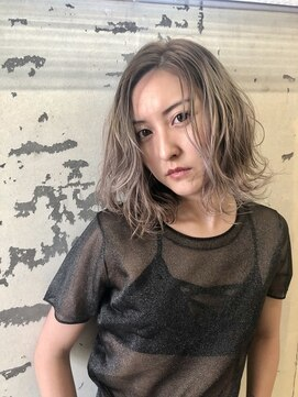 ヘア テラス ソー(hair terrace sooH)∞グレージュロブ∞