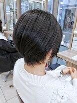 アッシュ 日暮里店(Ash)髪質改善ヘアエステショート